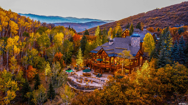 Fall in the Mountains: 3 Dream Houses Available Now